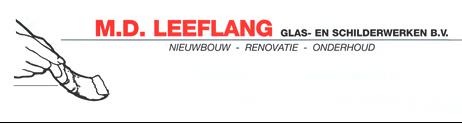 Schildersbedrijf Leeflang logo